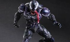 Share this with your friends and receive a $15 promo code. Click here to write your message. Marvel Venom Variant Collectible Figure