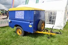 landrover bed trailer - Google Search