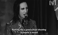 funny marilyn manson quotes - Google Search