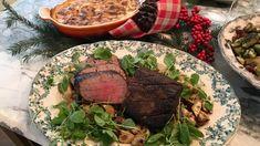 Because no one does festive fare like Michael Bonacini! Beef Recipes, Cooking Recipes, Healthy Recipes, Recipies, Holiday Recipes, Dinner Recipes, Christmas Recipes, Marilyn Denis Recipes, Creamy Scalloped Potatoes
