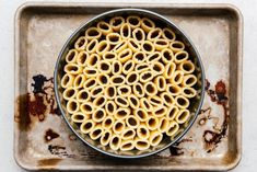 Honeycomb Pasta · i am a food blog