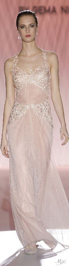 Spring 2015 Cabotine - from the Bridal Collection