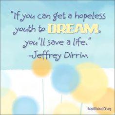 #Dream #Hope #UCC