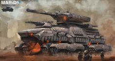tanque de guerra futurista - Pesquisa Google