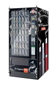 E-Cigaret 24H - distributori automatici sigarette elettroniche