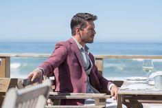 #blazek #wool #silk #linen #jacket Lisbon, Suit Jacket, Breast, Journal, Wool, Silk, Jackets, Travel, Fashion