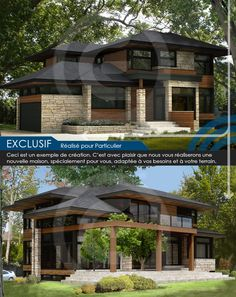 Evolution Architecture :: ExclusifDriveway idea
