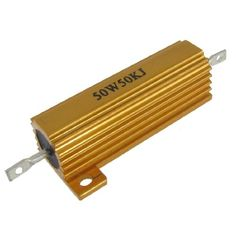 Best price on 50W Watt 50K Ohm 5% Aluminum Case Wirewound Resistor Gold Tone  See details here: http://carstuffmarket.com/product/50w-watt-50k-ohm-5-aluminum-case-wirewound-resistor-gold-tone/    Truly the best deal for the brand new 50W Watt 50K Ohm 5% Aluminum Case Wirewound Resistor Gold Tone! Check out at this budget item, read customers' opinions on 50W Watt 50K Ohm 5% Aluminum Case Wirewound Resistor Gold Tone, and order it online with no hesitation!  Check the price and Customers'…