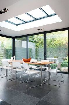 25 Most Amazing Indoor Skylights To Improve Your Interiors Skylights are one of the best ways if you want to include outdoor shades into your home. This decoration emphasizes abundant natural lighting and allows your interior to become brighter House Design, Interior, Home, House Interior, Home Deco, Skylight Design, Interior Design, Interior Design Bedroom, Roof Design