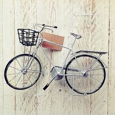 Wire Bikes for table and other decor