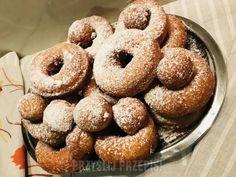 Oponki twarogowe Doughnut, Desserts, Food, Tailgate Desserts, Deserts, Essen, Postres, Meals, Dessert