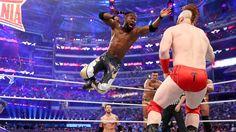 Las 50 mejores fotos de WrestleMania 32