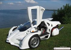 T-Rex Motorcycle for Sale | Rex 14RR motorcycle is a fast three wheeler made by Campagna with ...