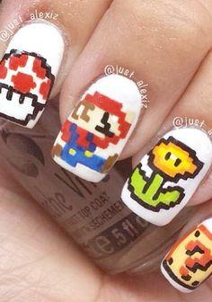 Fun 8-bit Mario Bros nails!