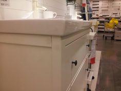 side view Ikea Sinks, Side View, Vanity, Dressing Tables, Powder Room, Vanity Set, Single Vanities, Vanities, Dresser To Vanity