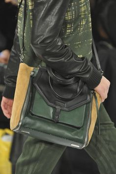 Ready, Set, Drool: The Best Bags From the Fall 2013  : Rebecca Minkoff Fall 2013