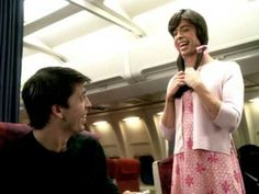 Foo Fighters - Learn to Fly:  It's hard to say what I like better..the acting or the song..!