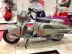 1954 Honda Juno.