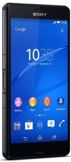 Click here to order online http://www.themobilestore.in/mobiles/sony/sony-xperia-z3-compact-black.html Sony Xperia Z-3 compact (Black)