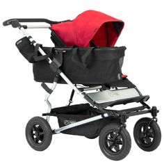 Chili Discontinued by Manufacturer Mountain Buggy Swift Compact Stroller