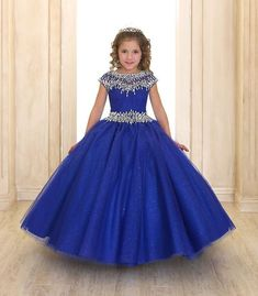 Cheap floor length ball gowns, Buy Quality pageant gowns girls directly from China girls pageant gown Suppliers: Spring 2017 Ball Gown Floor Length Appliques Colorful Beading With Jacket Sequined Girl's Pageant Dresses Pageant Dresses For Teens, Pageant Gowns, Little Girl Dresses, Girls Dresses, Flower Girl Dresses, Flower Girls, Organza Dress, Ball Gown Dresses, Party Dresses