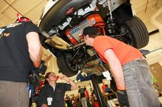 Automotive Engineering top 10 colleges in america