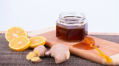 Crowd-Pleasing Honey, Soy and Ginger Pork Roast - Asthma Treatment Ginger Pork, Ginger And Honey, Honey Lemon, Natural Asthma Remedies, Cough Remedies, Acne Remedies, Switchel Recipe, Kombucha Tee, Health Benefits Of Ginger