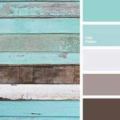 Teal color inspiration