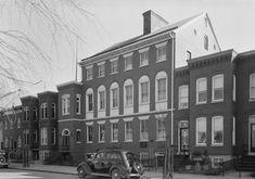 Duncanson-Cranch House in central Wasahington, D.C.