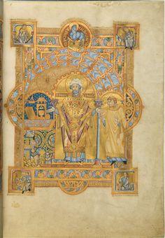 Uta-Codex  Upper left corner