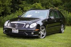Bid for the chance to own a 2008 Mercedes-Benz AMG Wagon at auction with Bring a Trailer, the home of the best vintage and classic cars online. My Dream Car, Dream Cars, E63 Amg Wagon, Mercedes Benz E63 Amg, Classic Cars Online, Station Wagon, Jdm, Kids Bedroom, King