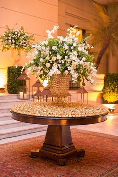 Casamento clássico: mesa de bem-casados