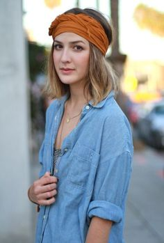 #Style Tags – Head #Scarves for Summer. Here's the thing about #Head Scarves. They look great on everyone.. Not to mention they are incredibly versatile. Whether you call them hair scarves, head wraps or turbans, they are the perfect accessory for the beach, a summer outdoor event and depending on the fabric and style-can work for day or night. Thin, knotted, tied up or tied down, this is a new summer staple.  (Image copyrights belong to their respective owners)