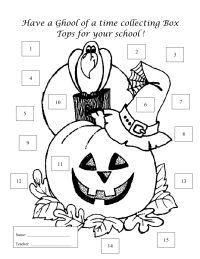 Jack-O-Lantern 15 Count Box Tops Contest, Box Top Collection Sheets, Pto Today, Parent Club, Free Boxes, Pta, Autumn Theme, Lincoln, Lantern