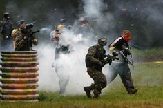 Wildscapes Product Store - Adventure Sports - Wanderlust Paintball Game2