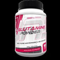 L-GLUTAMINE POWDER: Wzrost, siła i regeneracja!   100% L-glutaminy bez żadnych dodatków Łatwe uzupełnianie diety w wysoce biodostępną L-glutaminę Wysoki stopień mikronizacji surowca (90 MESH)   Czysta L-glutamina w proszku