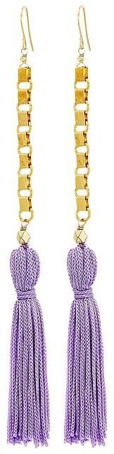 Vanessa Mooney The Davina Tassel Earrings Earring