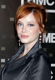 Sweet Succulent Christina Hendricks ...Trendy Fashion... She starred as Natalie in Ginger  Rosa (2012)
