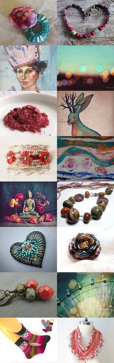 circus time! by Julie Pauly on Etsy--Pinned+with+TreasuryPin.com