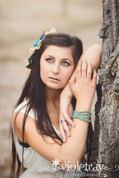 A Montana Styled Session | Senior Style Guide www.violetrayphotography.com