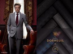 映画『キングスマン』コリン・ファースが魅せる紳士のスパイ、男心をくすぐる高級スーツやスパイグッズ | ニュース - ファッションプレス