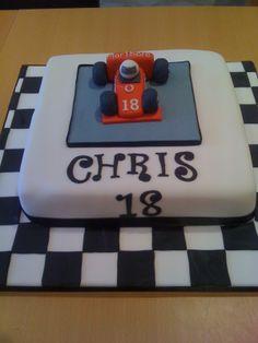 18th birthday cakes | 18th birthday cake boy | 18th Birthday Cake, Birthday Parties, Birthday Ideas, Race Car Cakes, Home Bakery, Ideas Para Organizar, Fiesta Party, Cakes For Boys, Creative Cakes
