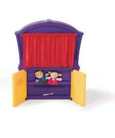Buy Step2 Puppet Theatre at Argos.co.uk, visit Argos.co.uk to shop online for Role play, Puppet theatre