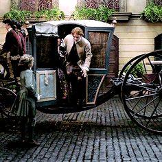 Outlander Season 2 | Jamie in Paris