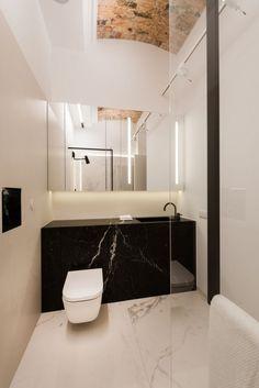 washbasin + toilet
