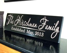 shop personalized gifts signs plaques name tags and - 570×453