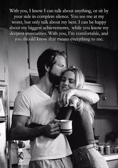 Romantic Poetry Pics For Husband Romantic Love Quotes, Love Quotes For Him, Cute Quotes, Great Quotes, Quotes To Live By, Inspirational Quotes, Husband Quotes, Sean Leonard, Romance