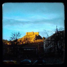 #myinstagram365proyect día072 #luz de #enero #aguilardecampoo #palencia #igerscyl #igerspalencia