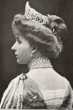 Queen Victoria Eugenia of Spain (granddaughter of Queen Victoria)