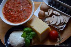 Sos de rosii pentru pizza sau paste – reteta de sos marinara
